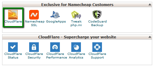 How to enable CloudFlare for your domain name - Hosting - Namecheap com