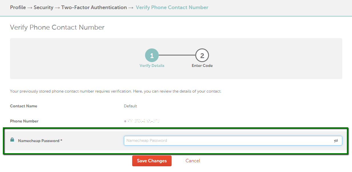 How can I enable/disable Two-Factor Authentication? - General & Support