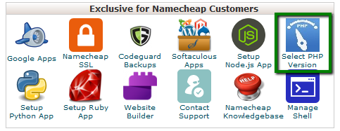 How to edit php ini on Shared servers - Hosting - Namecheap com