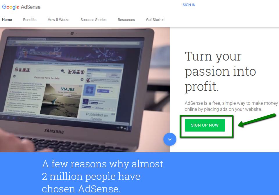 How to add Google AdSense to your WordPress website