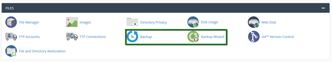 How to set up automated backups for VPS and Dedicated server - Hosting
