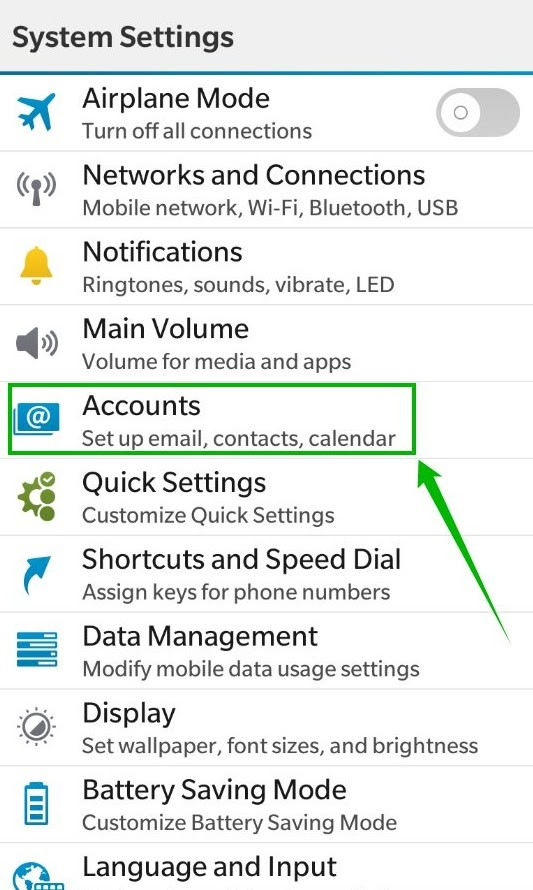 Validating email addresses on blackberry