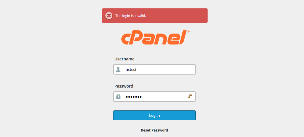 I can't access cPanel  What should I do? - Hosting - Namecheap com
