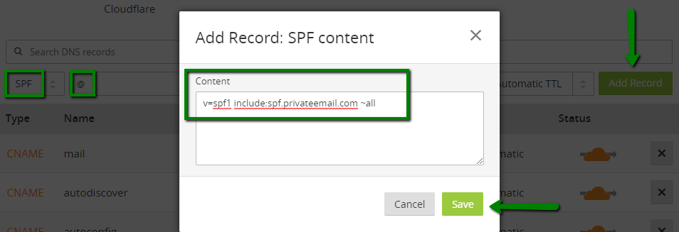 How to set up DNS records for Namecheap email service with