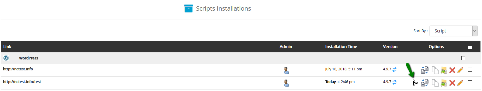 How to work with scripts in Softaculous - Hosting - Namecheap com