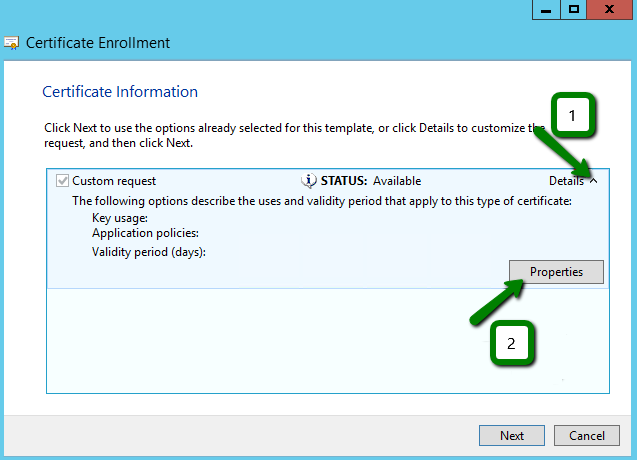 How to generate a CSR code on a Windows-based server without