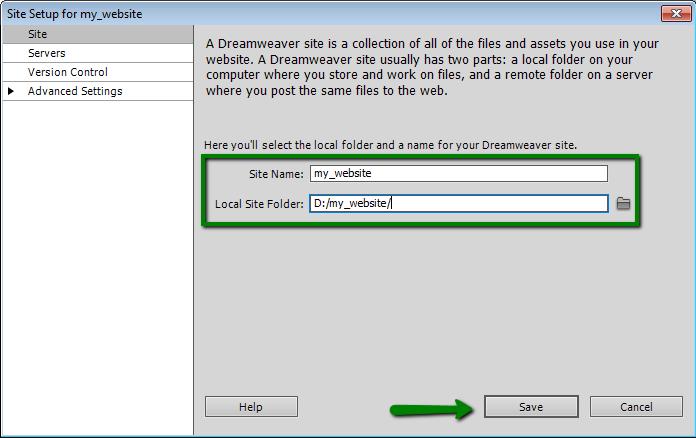 Dreamweaver remote site not updating