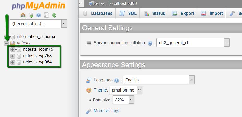 How to empty a MySQL database - Hosting - Namecheap com