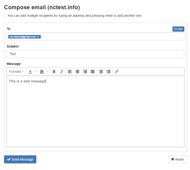 How to protect your emails from spam using SpamExperts