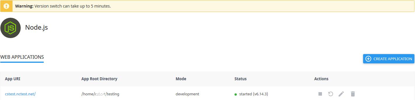 How to work with Node js App - Hosting - Namecheap com