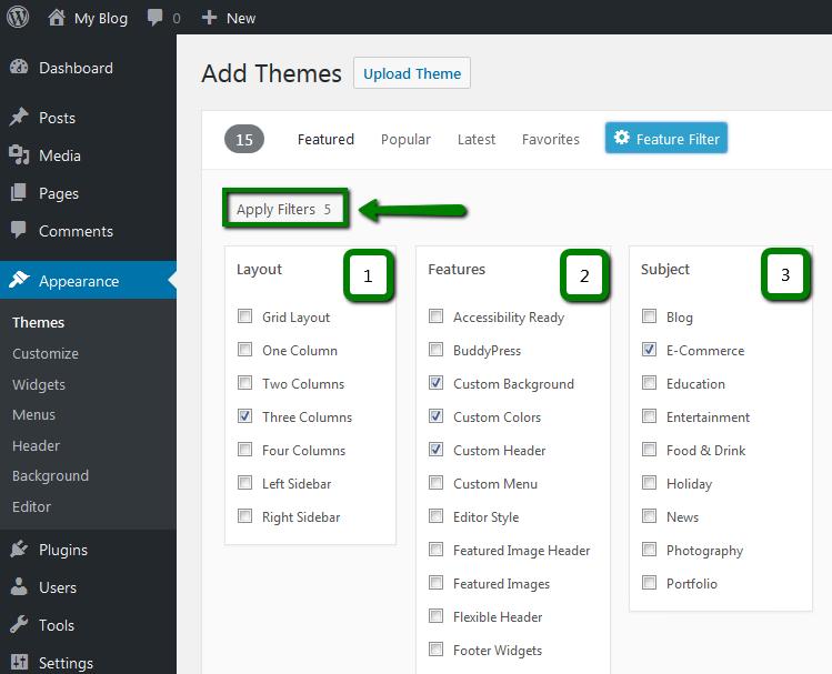 How to install a new theme for WordPress - Hosting - Namecheap.com