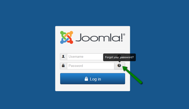How to reset Joomla admin password - Hosting - Namecheap com