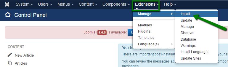 How To Install Joomla Templates Hosting Namecheapcom