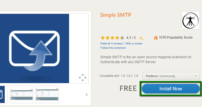 How to configure PHP mail()/SMTP authentication for different CMS