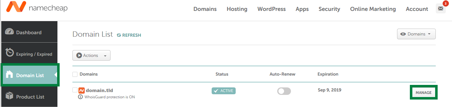 How To Redirect a URL - Website Redirect - Namecheap