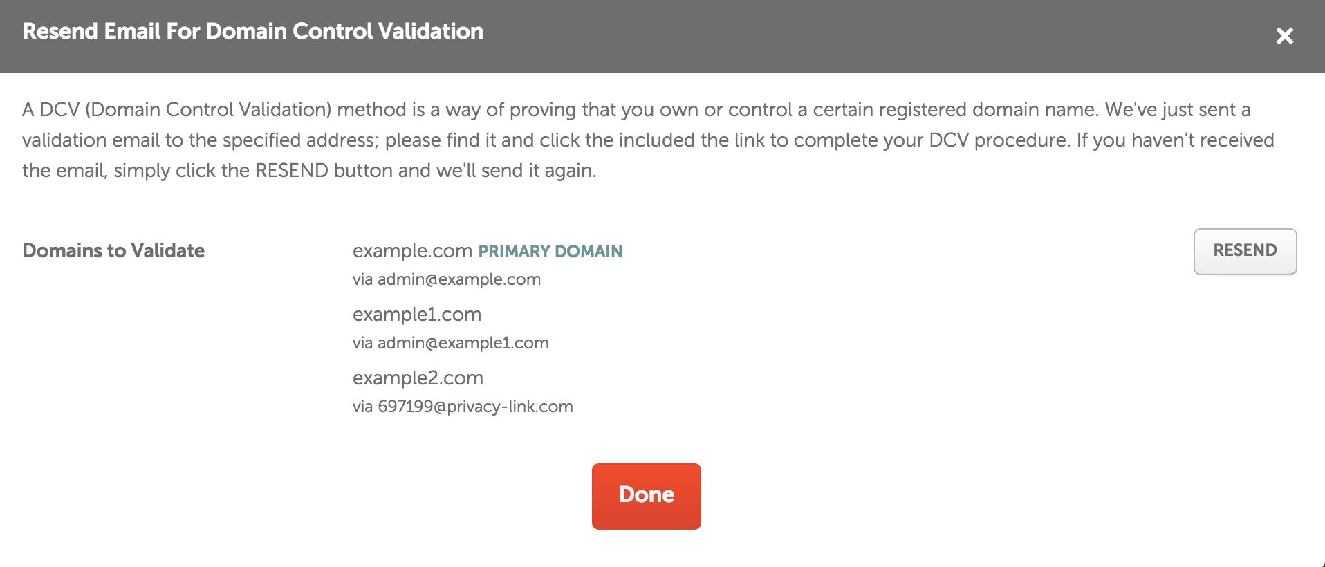 How Do I Activate A Multi Domain Ssl Certificate Ssl Certificates