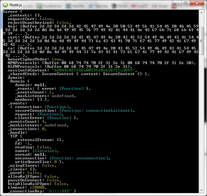 Installing A Ssl Certificate On Nodejs Namecheap