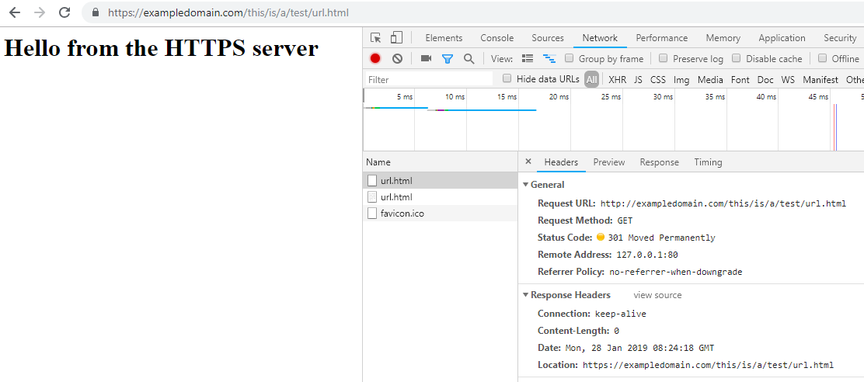 Installing an SSL certificate on Node js - Hosting - Namecheap com