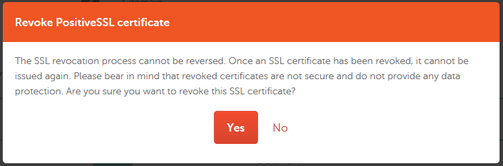 How can I revoke my certificate? - SSL Certificates
