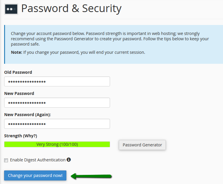 How to prevent your hosting account from being hacked - Hosting