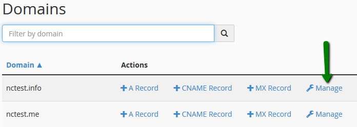 How to point the domain to Shopify (in cPanel) - Domains - Namecheap com