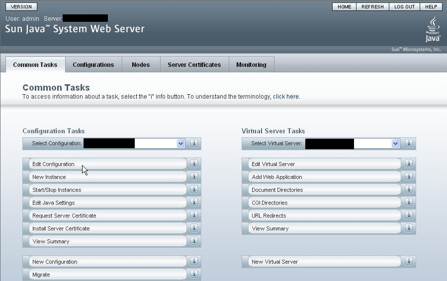 Installing A Ssl Certificate On Sun Java System Web Server 7x