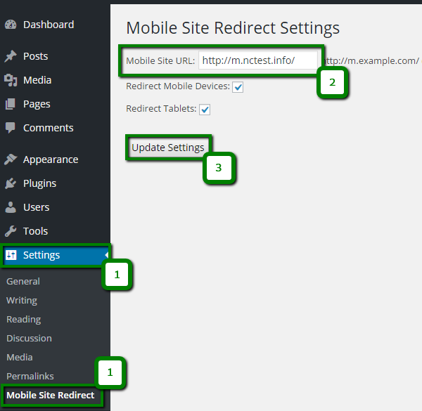 How to create a mobile version of a WordPress website - Hosting
