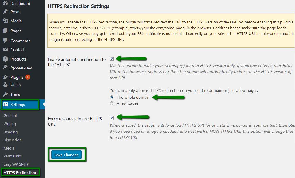 How To Set Up Https For Wordpress Hosting Namecheapcom