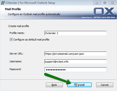 how to set vacation alert in outlook 2013