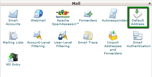 how to delete forwarded email in cpanel