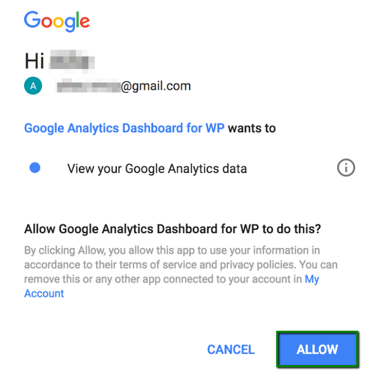 Easywp How To Add Google Analytics To Your Site Easywp Namecheap Com