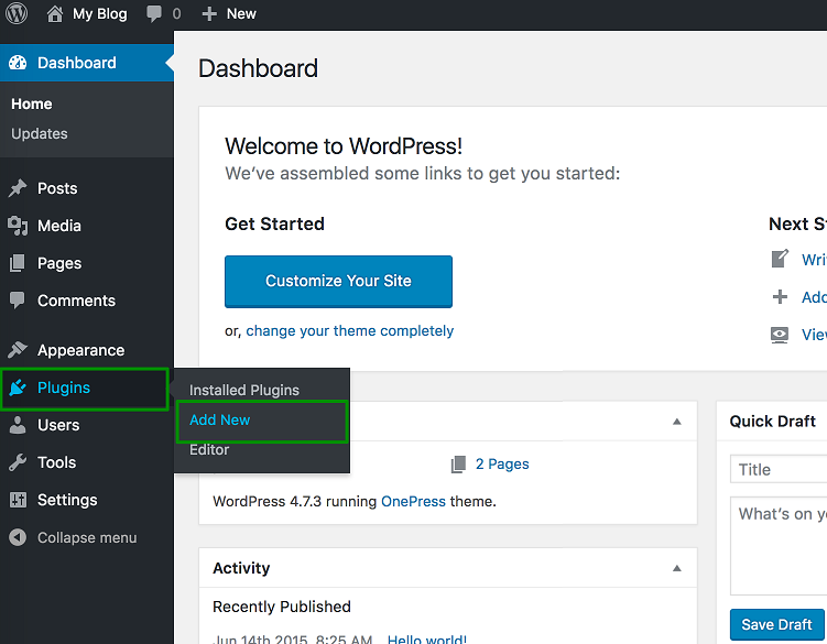 EasyWP: How to install a plugin for your WordPress site - Apps - NamecheapEasyWP: How to install a plugin for your WordPress site - Apps - Namecheap - 웹