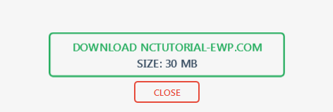 download backup file