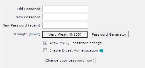 how to change cpanel username namecheap