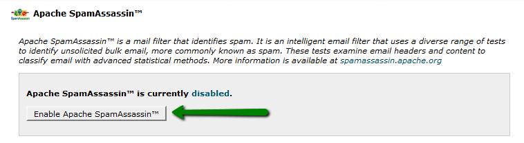 SpamAssassin: Fighting Spam | InMotion Hosting