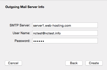 how to set sender name in outgoing email cpanel