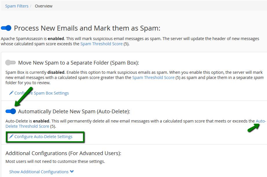 How to train SpamAssassin? – Plesk Help Center